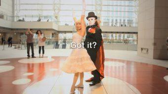NHKワールドでマジシャンジュンヤ マジック企画演出