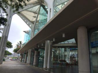 ハワイのコンベンションセンター マジシャン派遣出張