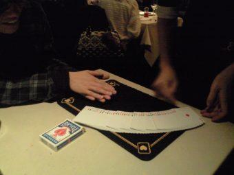 レストラン個室でマジシャン派遣