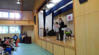 千葉の福祉施設でマジシャン派遣、ステージマジックショー