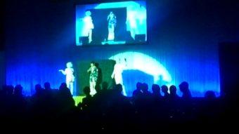 大手企業懇親会でマジシャン派遣 ジュンヤ イリュージョン演出