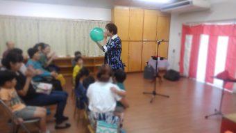 横浜瀬谷区の自治会イベントでマジシャン派遣出張ジュンヤ