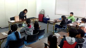 マジシャン実夢、名古屋のマジック教室開催