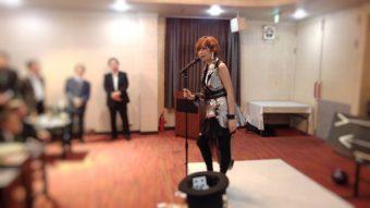 新潟の会社で企業懇親会でマジシャン派遣 ステラ