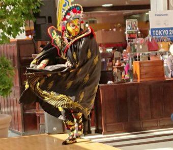 中国雑技ショー