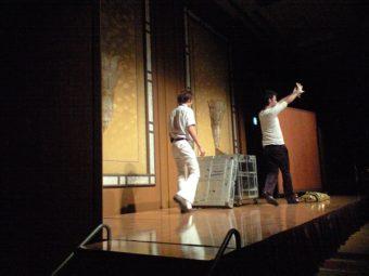 マジシャン派遣・出張 食品会社の表彰式&懇親会でジュンヤ&悟郎のステージショーの写真02
