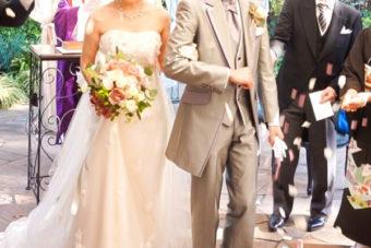 結婚式披露宴・ブライダルでマジシャン派遣出張